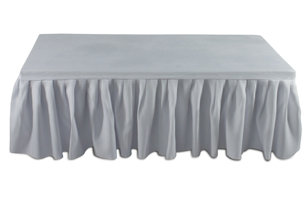 Wooden-Bakda-with-White-Table-Cover-with-Fril2l